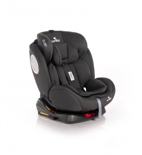 Scaun auto - lyra - isofix - rotativ 360 grade - 0-36 kg - black - Scaune auto copii - Scaun auto 0-36 kg