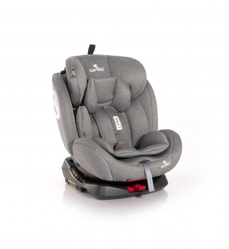 Scaun auto - lyra - isofix - rotativ 360 grade - 0-36 kg - grey - Scaune auto copii - Scaun auto 0-36 kg