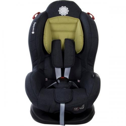 Scaun auto sun baby 9-25 kg black olive - Scaune auto copii - Scune cu isofix