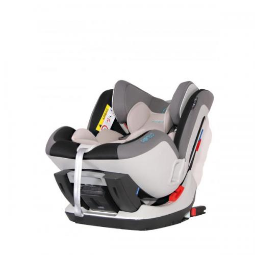 Scaun Auto Vento Cu Isofix Si Top-tether 0-25 Kg Grey Coletto - Scaune auto copii - Scune cu isofix