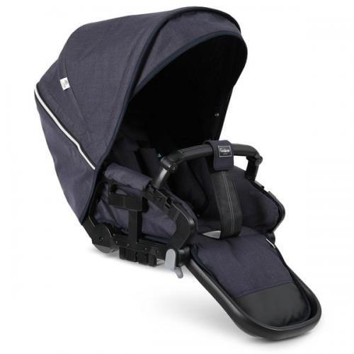 Scaun carucior NXT Flat Lounge Eco Navy Emmaljunga - Carucior bebe - Accesorii carut