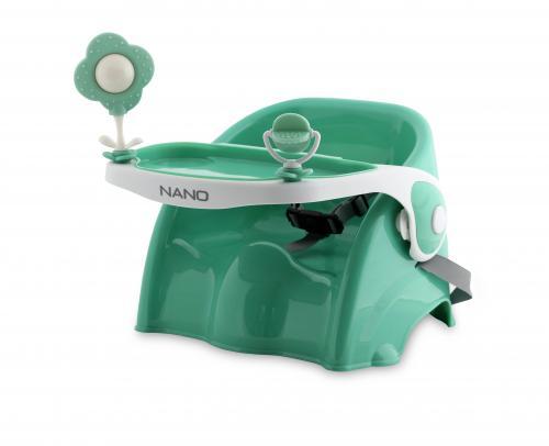Scaun de masa nano - green - Hrana bebelusi - Scaun masa bebe