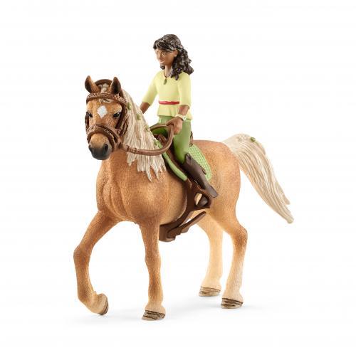 SCHLEICH Horse Club Sarah & Mystery - Jucarii copilasi - Figurine pop