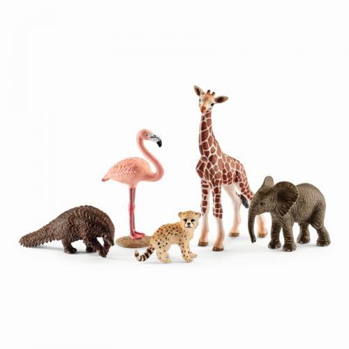 SCHLEICH Mix animale Wild Life - Jucarii copilasi - Figurine pop