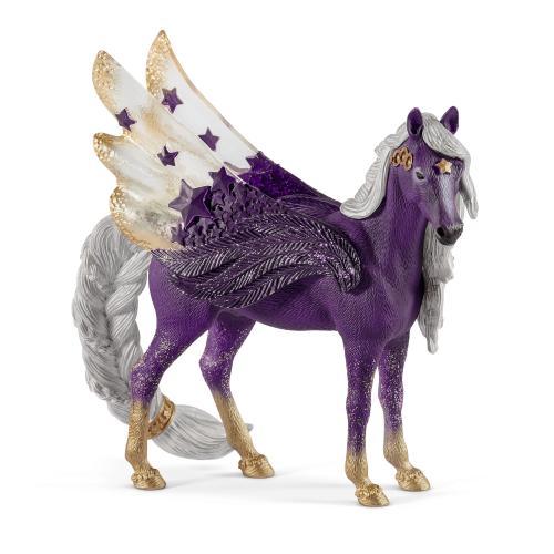 SCHLEICH Pegasus cu stea in frunte - Iapa - Jucarii copilasi - Figurine pop