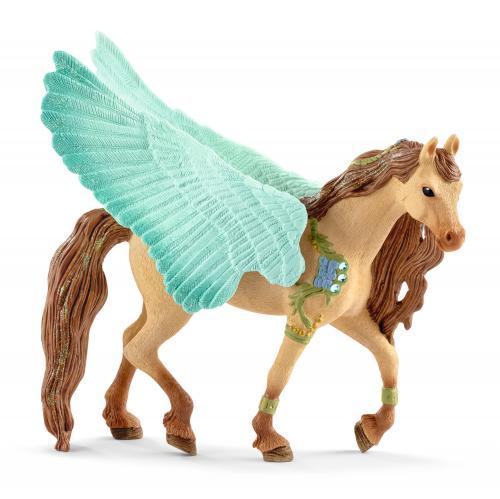 SCHLEICH Pegasus Impodobit - Mascul - Jucarii copilasi - Figurine pop