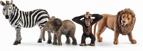 SCHLEICH Set Wild Life pentru incepatori - Jucarii copilasi - Figurine pop