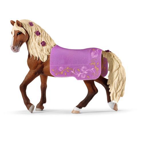 SCHLEICH Spectacol cu cai Armasarului Paso Fino - Jucarii copilasi - Figurine pop
