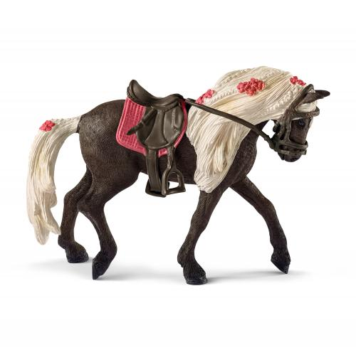 SCHLEICH Spectacol cu cai Iapa Rocky Mountain Horse - Jucarii copilasi - Figurine pop