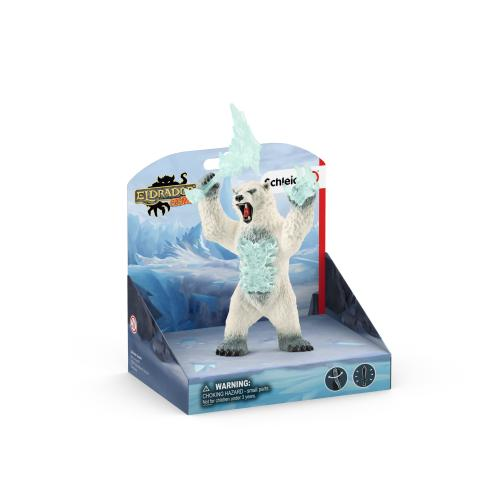 SCHLEICH Urs de viscol - inarmat - Jucarii copilasi - Figurine pop