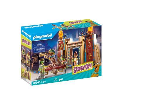 Scooby-doo! Aventuri In Egipt - Jucarii Playmobil -