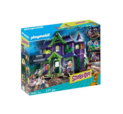 Scooby-doo! Si Casa Misterelor - Jucarii Playmobil -