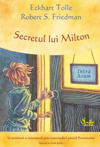 Secretul lui milton - Carti  -