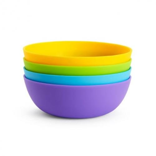 Set 4 Boluri Moderne - Hrana bebelusi - Accesorii alimentare
