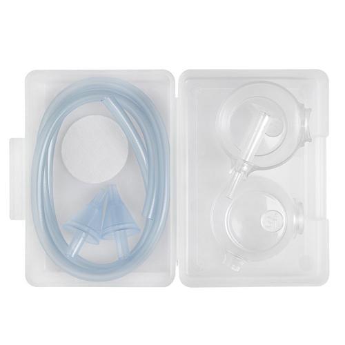 Set accesorii aspirator nazal electric Nosiboo Pro albastru - Igiena ingrijire - Aspirator nazal