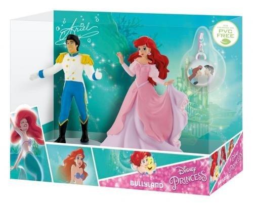 Set Ariel si Eric cu medalion - Jucarii copilasi - Figurine pop