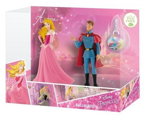 Set Aurora si Printul cu medalion - Jucarii copilasi - Figurine pop