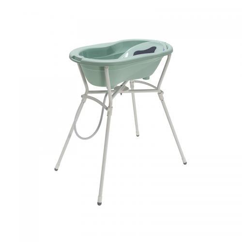 Set baie 4 piese TOP Swedish green Rotho-babydesign - Igiena ingrijire - Cadita bebe