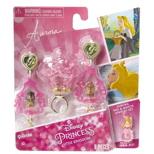 Set bijuterii asortate DP Little Kingdom - Aurora - Jucarii copilasi -