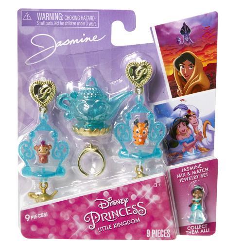 Set bijuterii asortate DP Little Kingdom - Jasmine - Jucarii copilasi -