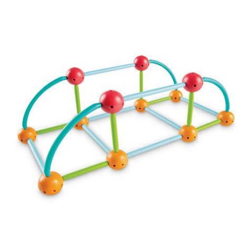 Set constructie - Forme 3D - Explorers - Jucarii copilasi - Jucarii logica