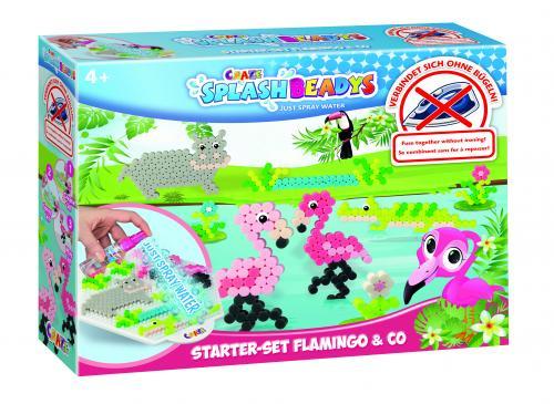 Set Creatie Margele - Flamingo - Jucarii copilasi - Toys creative