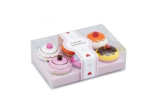 Set de 6 briose in cutie de cadou - Jucarii Montessori -