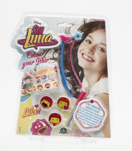 Set de colorat parul Soy Luna - Jucarii copilasi -