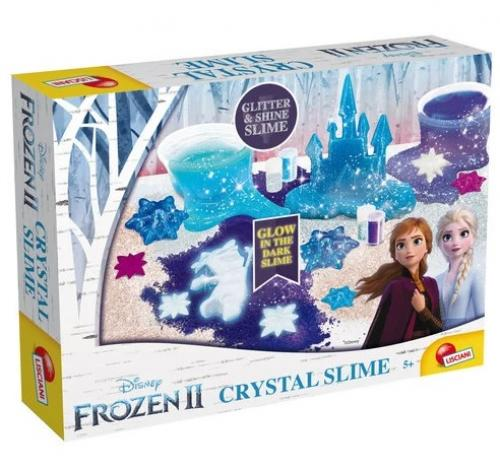 Set de creatie slime crystal Frozen 2 - Jucarii copilasi - Arta indemanare