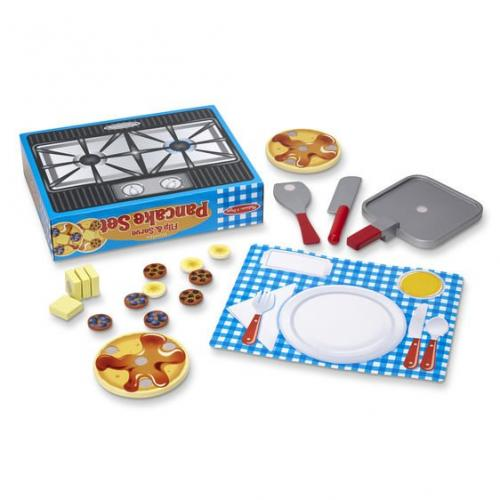 Set de joaca Pancake - Melissa & Doug - Jucarii copilasi -
