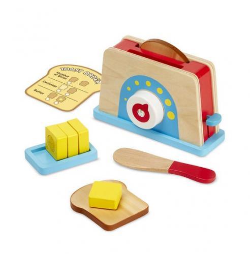 Set De Joaca Toaster Melissa And Doug - Jucarii copilasi -