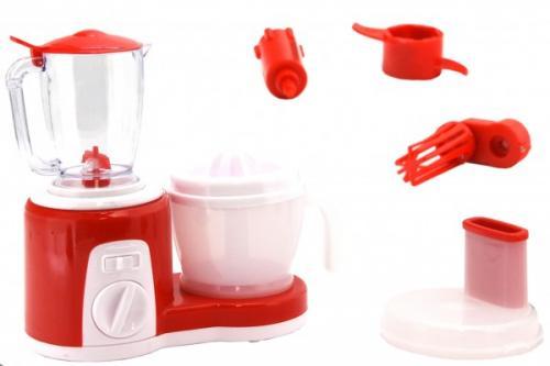Set de plastic compus din blender mixer si storcator de fructe cu 2 viteze - Jucarii copilasi -