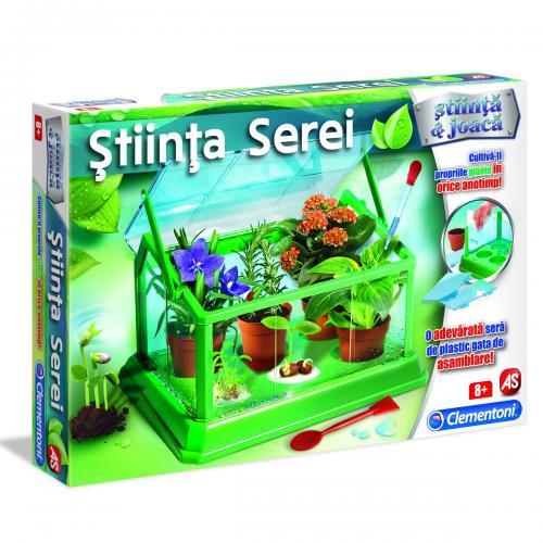Set educativ stiinta serei - Jucarii copilasi - Toys creative