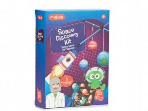 Set experimente - Spatiul cosmic - Jucarii copilasi - Jucarii educative bebe