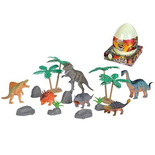 Set figurine Simba Dinosaurs in Huge Dino Egg - Jucarii copilasi - Figurine pop