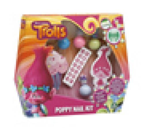 Set infrumusetare a unghiilor Poppy - colectia Trolls - Jucarii copilasi -