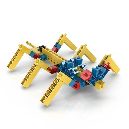 Set Inginerie 10 Modele Engino - Jucarii copilasi - Jucarii de constructie