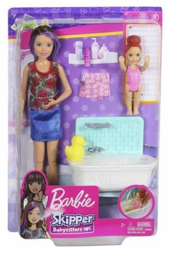 Set mamica cu bebelus - Gama Barbie - Papusi ieftine -