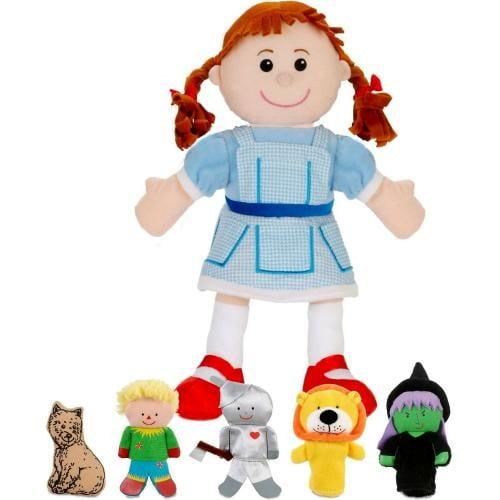Set Marionete Vrajitorul din Oz Fiesta Crafts FCT-2689 - Papusi ieftine -