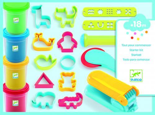 Set modelaj cu plastilina djeco - Jucarii copilasi - Toys creative