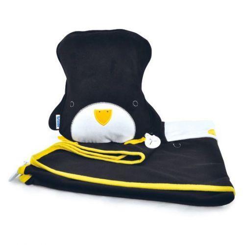 Set perna si pled trunki snoozihedz penguin - Accesorii auto -