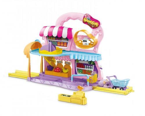 Set supermarket hamster si accesorii - Jucarii copilasi -