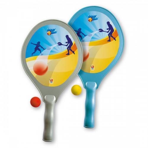 Set Tenis Plaja Super Androni Giocattoli - Jucarii exterior -