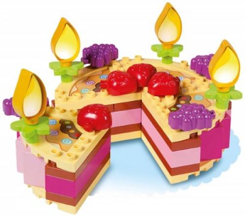 Set Unico Tort Mare - Jucarii copilasi - Jucarii de constructie