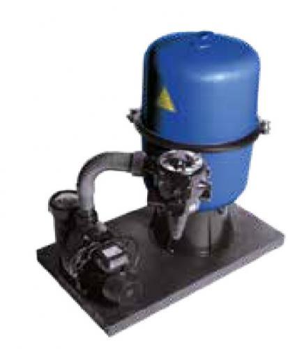 Sistem de filtrare compact azur pompa + filtru - debit 6mc/h - Jucarii exterior - Piscine