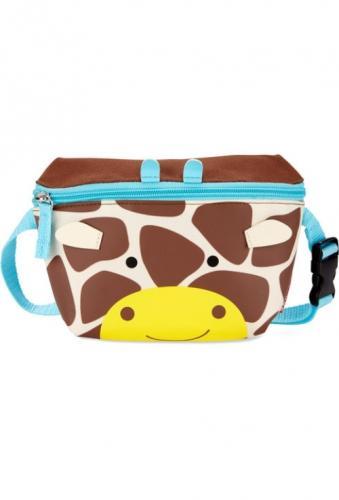 Skip hop borseta zoo - girafa - Plimbare bebe - Genti carucioar