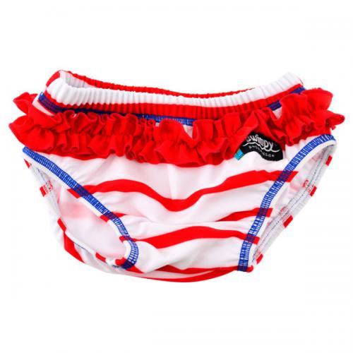 Slip SeaLife red marime L Swimpy - Plimbare bebe -