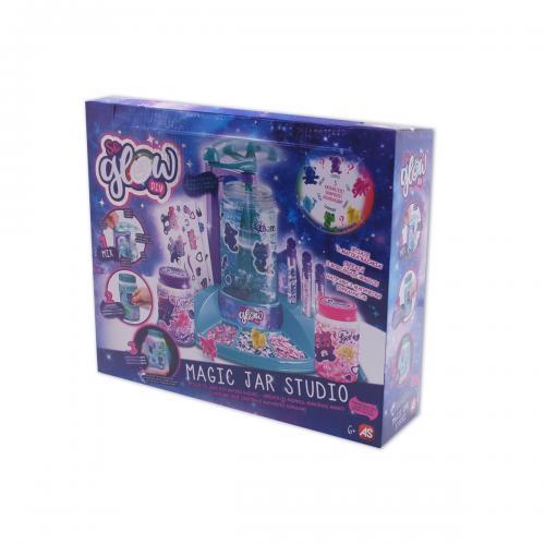 So glow studio creeaza borcanase magice - Jucarii copilasi - Toys creative