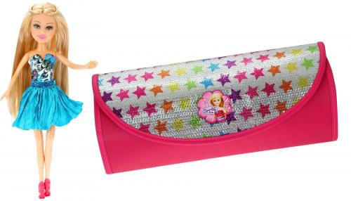 Sparkle Girlz With Carrying Case - Papusi ieftine -