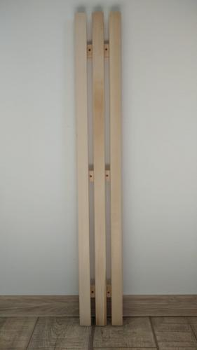 Spatar banci sauna din lemn de tei 100 cm - Jucarii exterior - Piscine